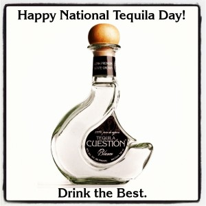 Cuestion - The Best Tequila